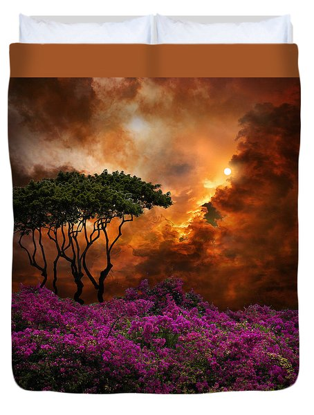 3957 Duvet Cover by Peter Holme III