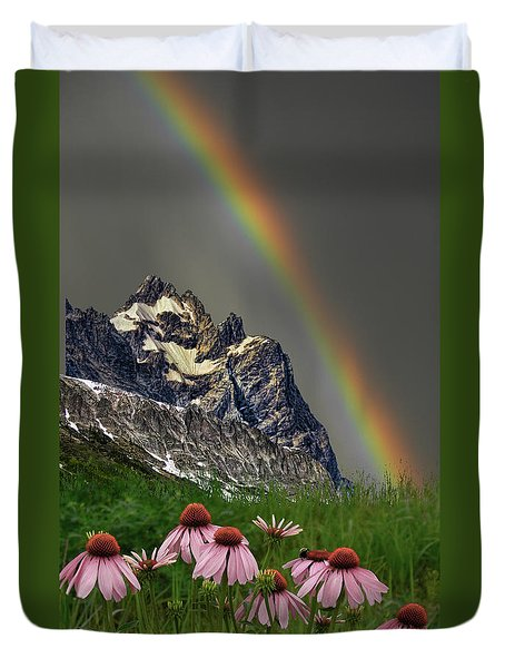 3960 Duvet Cover by Peter Holme III