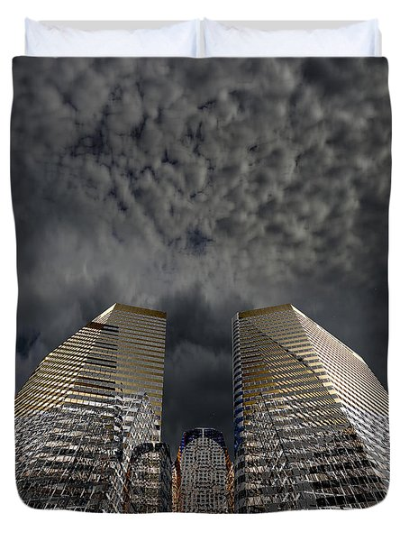 3962 Duvet Cover by Peter Holme III