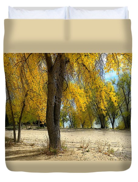3975 Duvet Cover by Peter Holme III