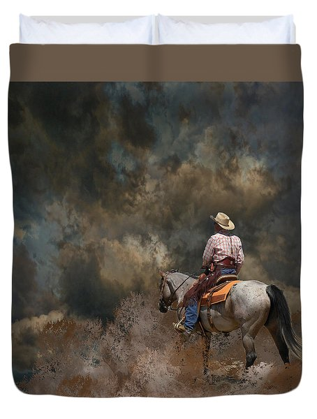 3982 Duvet Cover by Peter Holme III