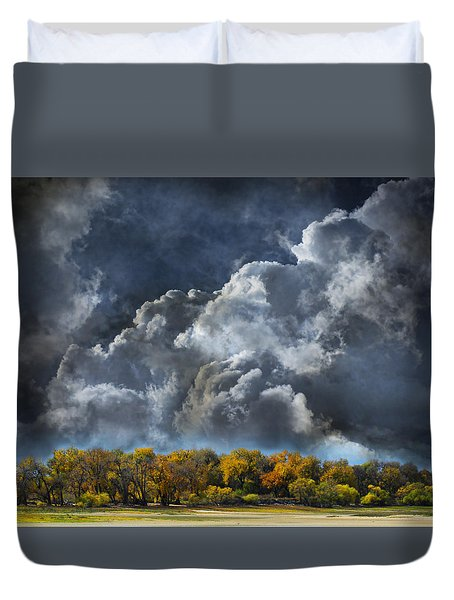 3985 Duvet Cover by Peter Holme III