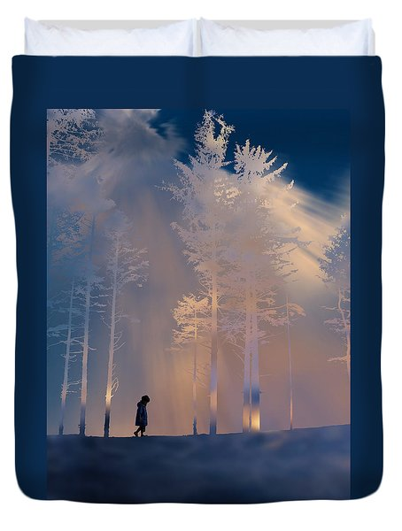3991 Duvet Cover by Peter Holme III