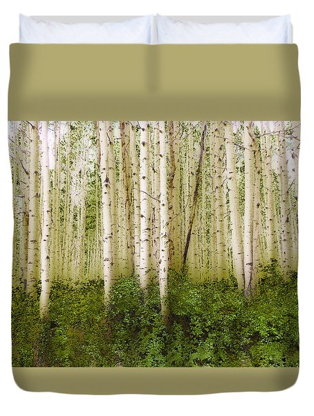 3993 Duvet Cover by Peter Holme III