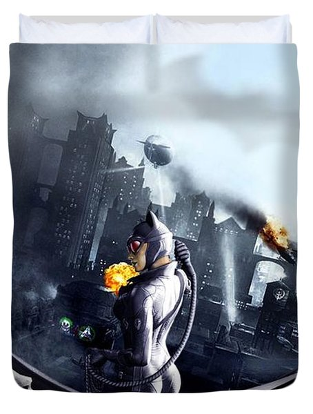Batman Duvet Cover