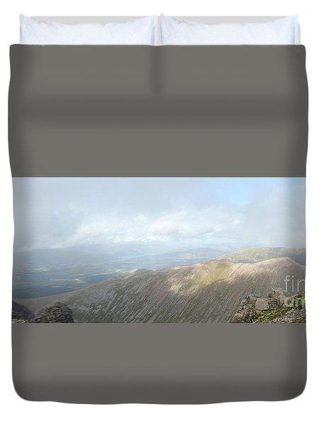 Ben Nevis Duvet Cover