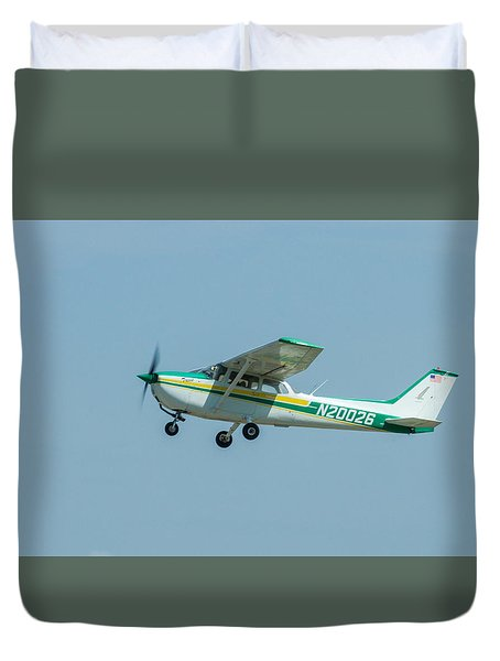 Cracker Fly-in Duvet Cover