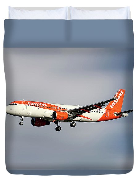 Easyjet Airbus A320-214 Duvet Cover