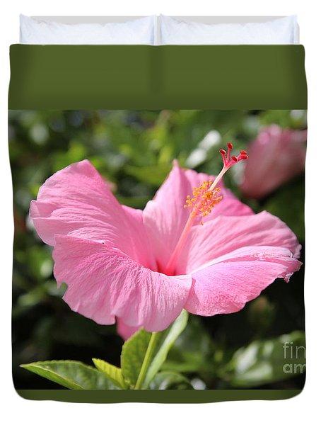 Flower Duvet Cover by Anthony Jones