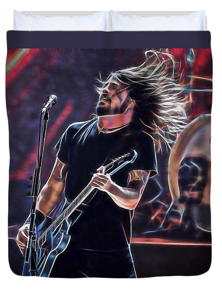 Foo Fighters Collection Duvet Cover