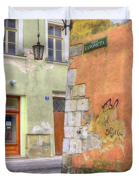 Krakow Duvet Cover