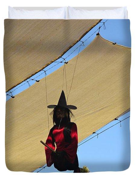Magical Lanjaron Duvet Cover