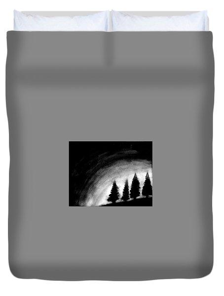 4 Pines Duvet Cover