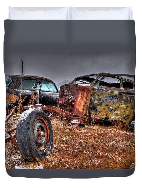 Rustic Duvet Cover