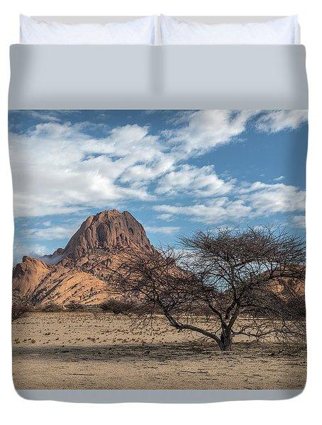 Spitzkoppe - Namibia Duvet Cover