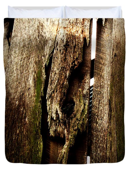 Texture Series Duvet Cover by Amanda Barcon