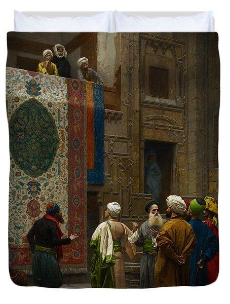 The Carpet Merchant Duvet Cover