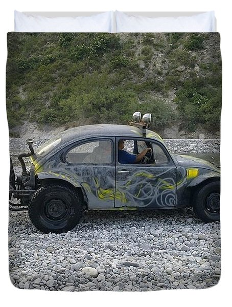 Volkswagen Duvet Cover