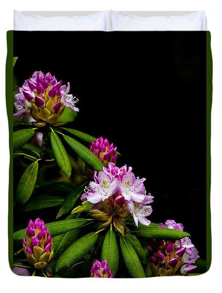 West Virginia State Flower Duvet Cover