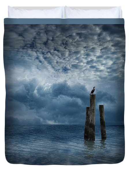 4008 Duvet Cover by Peter Holme III
