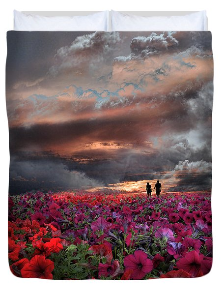 4087 Duvet Cover by Peter Holme III