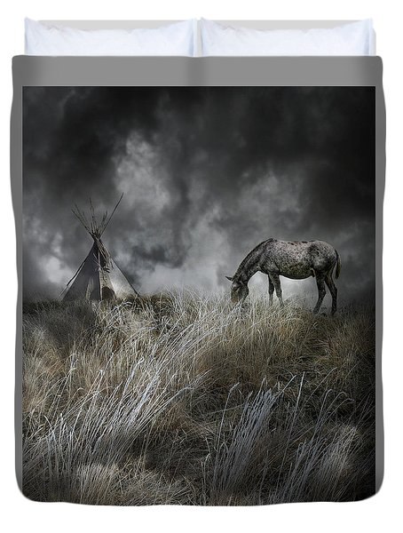 4099 Duvet Cover by Peter Holme III