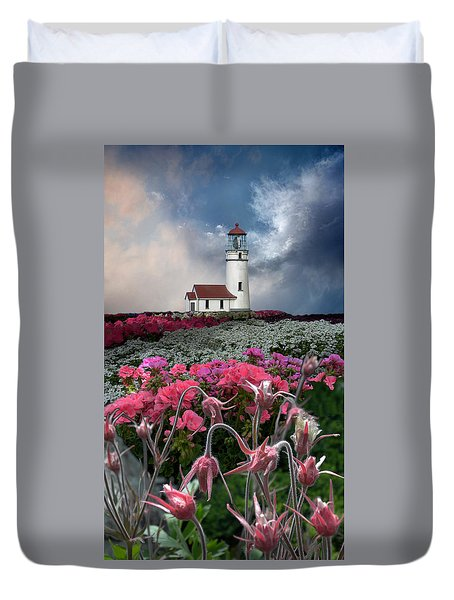 4170 Duvet Cover by Peter Holme III