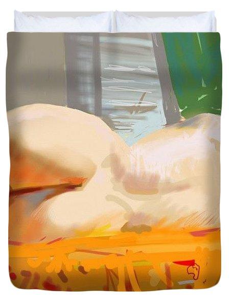 41884 Craig Mullins Duvet Cover