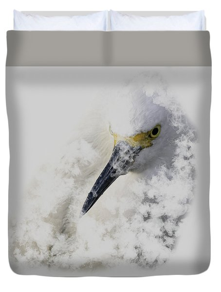 Duvet Cover featuring the photograph 4386 by Peter Holme III