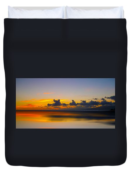 Duvet Cover featuring the photograph 4499 by Peter Holme III
