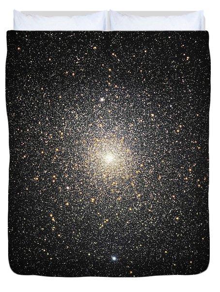 47 Tucanae Ngc104, Globular Cluster Duvet Cover by Robert Gendler