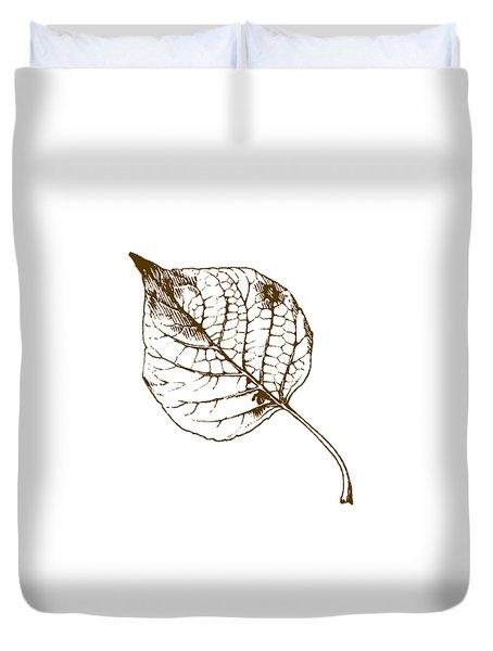 Autumn Day Duvet Cover