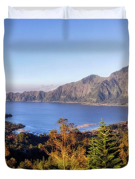 Batur - Bali Duvet Cover