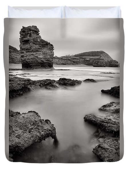 Ladram Bay Duvet Cover