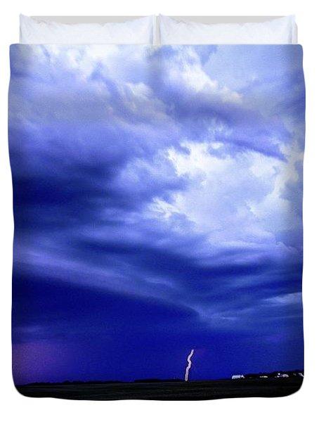 Lightening Duvet Cover