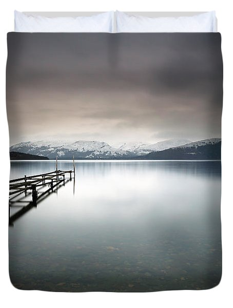 Loch Lomond Duvet Cover