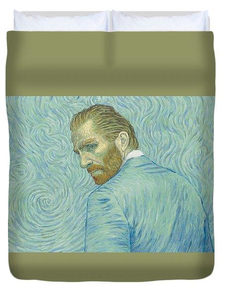 Our Loving Vincent Duvet Cover