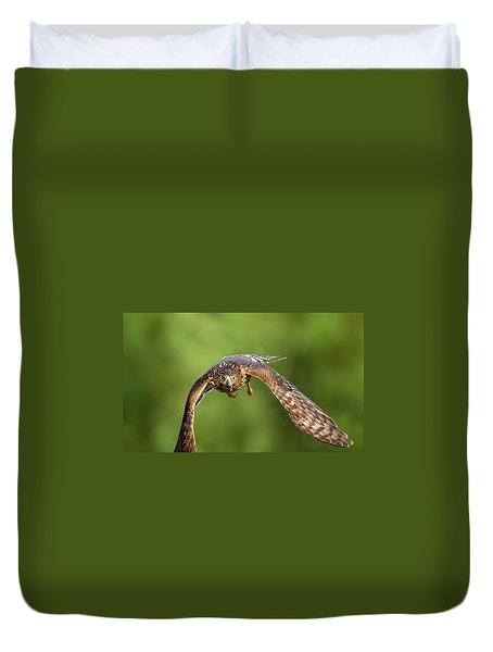 Red-tailed Hawk Duvet Cover