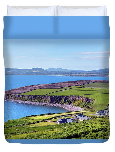 Ring Of Kerry - Ireland Duvet Cover