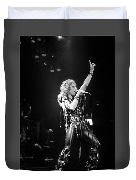 Ronnie James Dio Duvet Cover