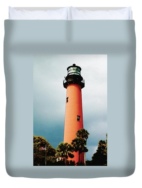The Lighthouse Duvet Cover