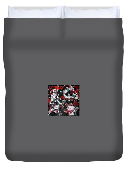 Untitled Duvet Cover by Salvo Illuminato