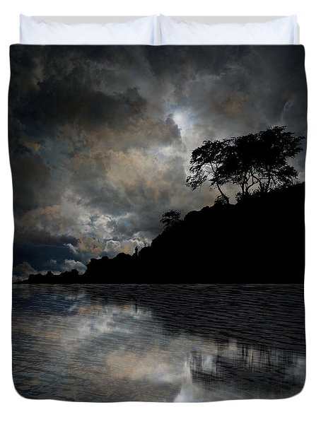 4156 Duvet Cover by Peter Holme III