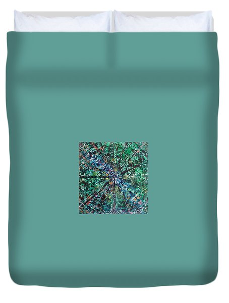 51-offspring While I Was On The Path To Perfection 51 Duvet Cover