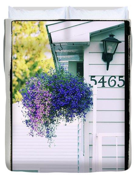 5465 -v Duvet Cover by Aimelle