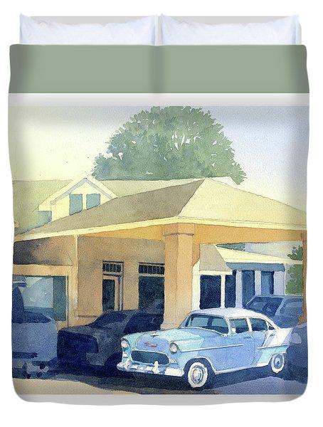 '55 Belaire Duvet Cover