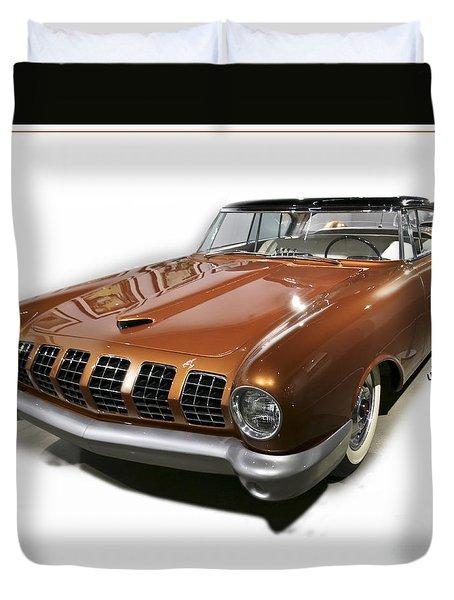 55 Merc Concept Duvet Cover