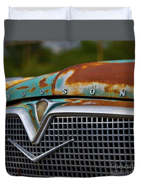 Car 66 Duvet Cover
