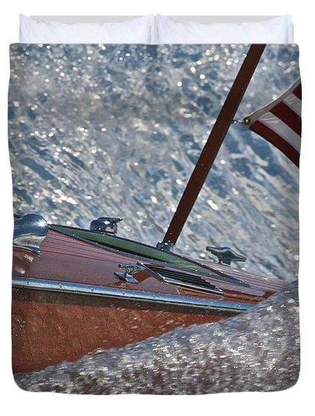 Patriotic Classic Duvet Cover