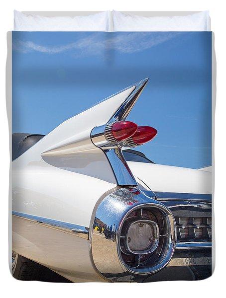 '59 Caddy Duvet Cover
